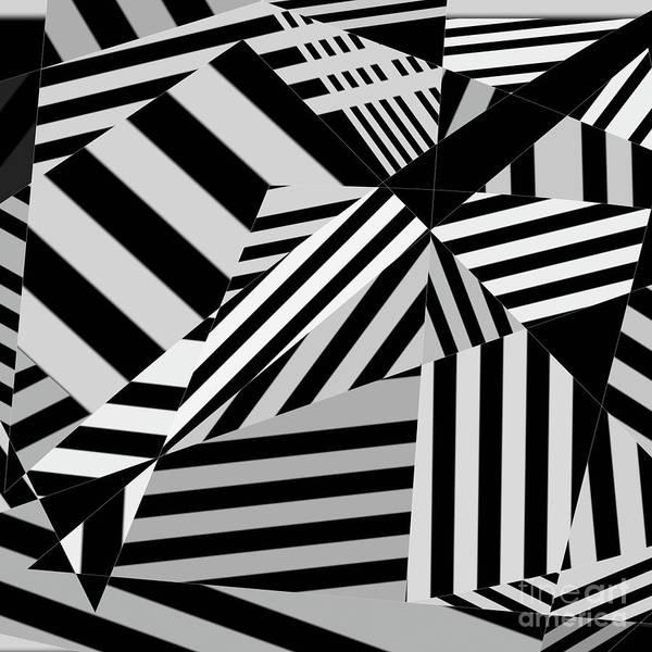 Wall Art - Digital Art - Untitled, 2019 by Alex Caminker