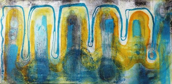 Painting - Untitled2 by 'REA' Gallery