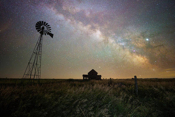 Photograph - Up In The Country  by Aaron J Groen