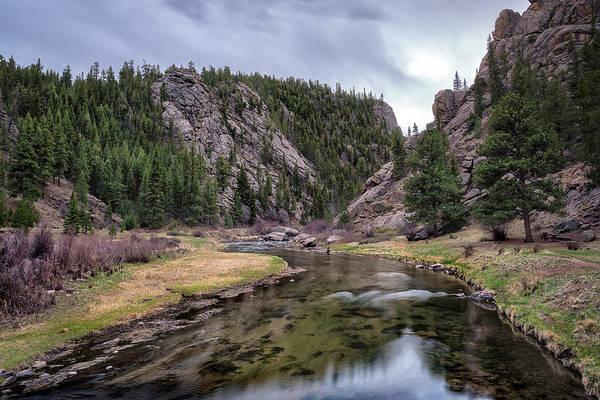 Wall Art - Photograph - Up The Creek by Robert Fawcett