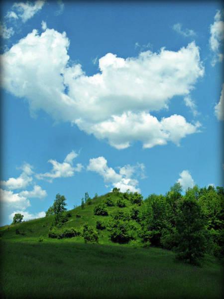Photograph - Up To The Blue by Cyryn Fyrcyd