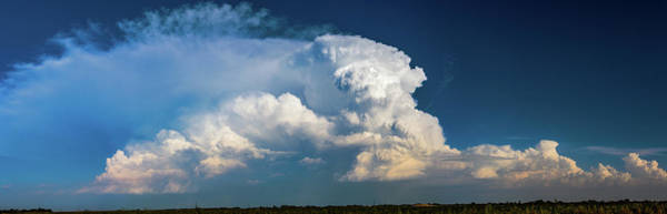 Photograph - Updrafts And Anvil 002 by NebraskaSC