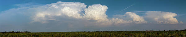 Photograph - Updrafts And Anvil 035 by NebraskaSC