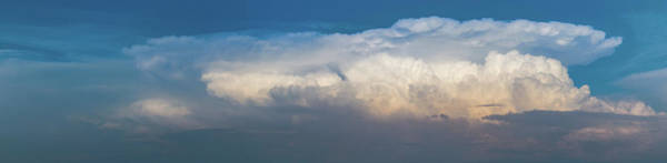 Photograph - Updrafts And Anvil 039 by NebraskaSC
