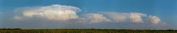 Photograph - Updrafts And Anvil 040 by NebraskaSC