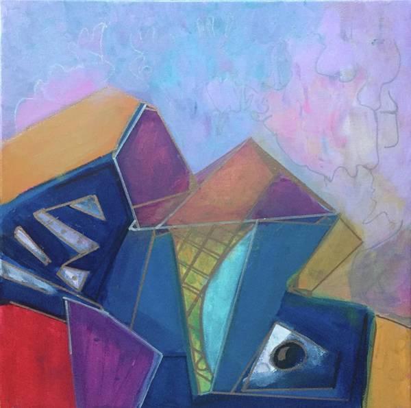 Painting - Upheaval by Cherylene Henderson