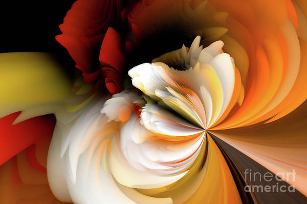 Digital Art - Uplifting by Patti Schulze