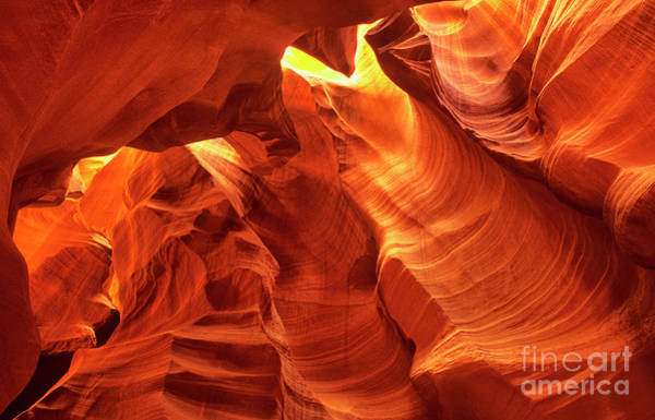 Photograph - Upper Antelope Or Corkscrew Slot Canyon Arizona by Dave Welling