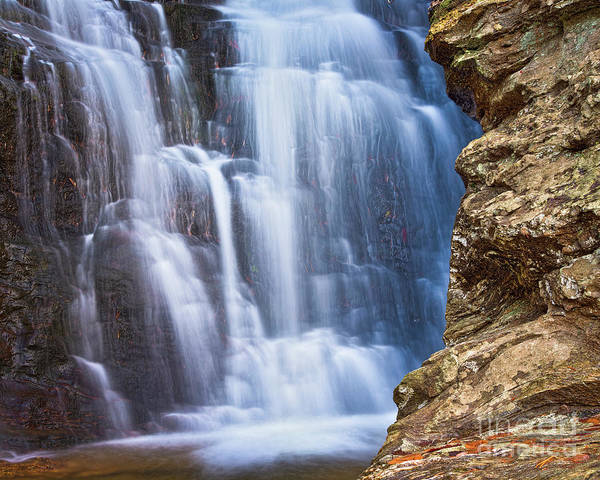 Photograph - Upper Cascade 4 by Patrick M Lynch