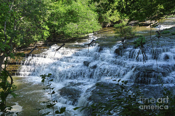 Photograph - Upper Falls 2 by Phil Perkins