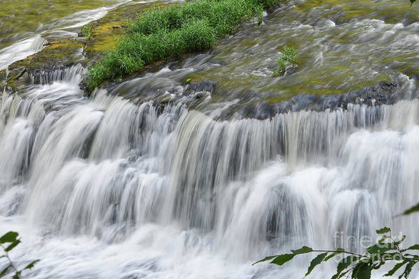 Photograph - Upper Falls 3 by Phil Perkins