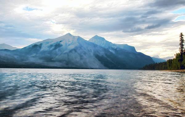 Camera Raw Photograph - Upper Lake Macdonald by Brenton Cooper