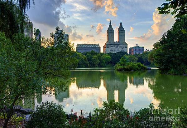 Wall Art - Photograph - Upper West Side Skyline From Central by Sean Pavone