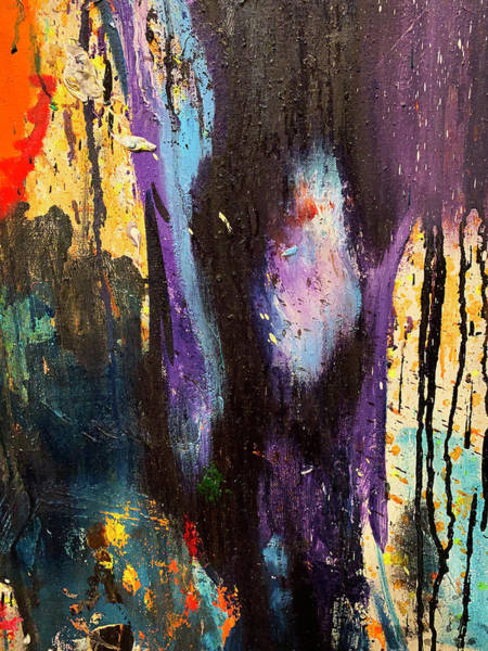 Photograph - Upset Abstract by Marilyn Hunt