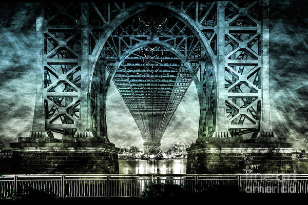 Architectural Digital Art -  Urban Grunge Collection Set - 06 by Az Jackson