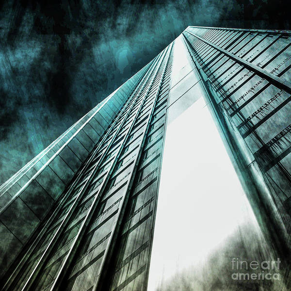 Manipulation Photograph -  Urban Grunge Collection Set - 09 by Az Jackson