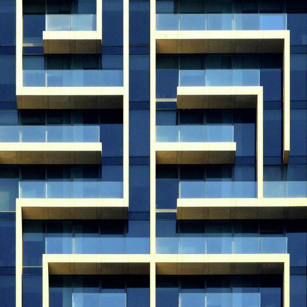 Photograph - Urban Maze by Stuart Allen