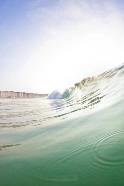 San Sebastian Photograph - Urban Wave by Ianmcdonnell