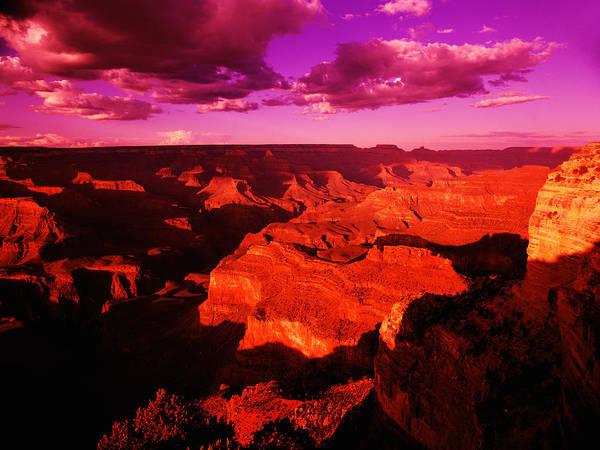North Rim Photograph - Usa, Arizona, Grand Canyon National by Harald Sund