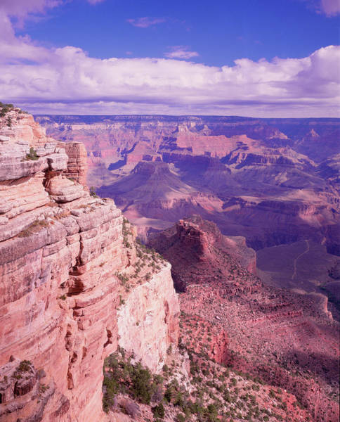 North Rim Photograph - Usa, Arizona, Grand Canyon by Richard Price
