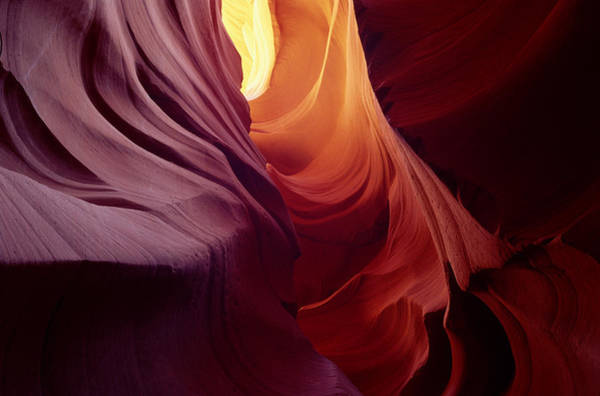 Paria Photograph - Usa, Arizona, Paria Canyon, Slot Canyon by Art Wolfe
