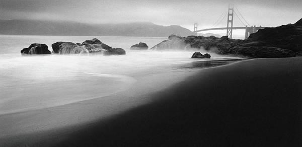 Surf City Usa Photograph - Usa, California, San Francisco, Golden by Dwight Eschliman