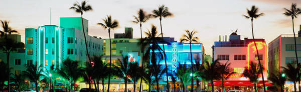 Photograph - Usa, Florida, Miami, South Beach, Ocean by Jerry Driendl