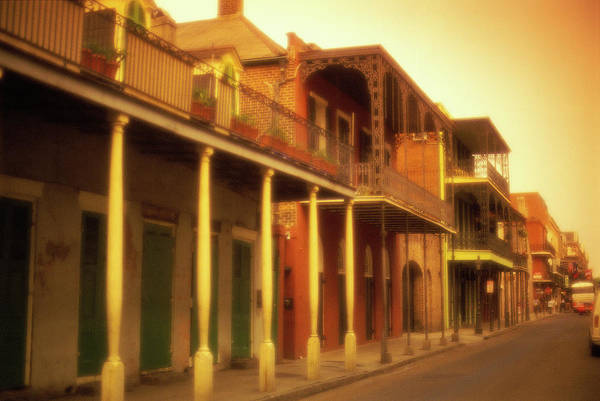 Louisiana Photograph - Usa, Louisiana, New Orleans, French by Eduardo Garcia