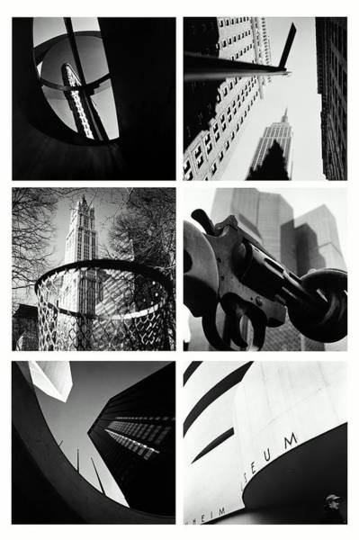 Solomon R. Guggenheim Museum Photograph - Usa, New York City, Famous Buildings by Manuela Hoefer