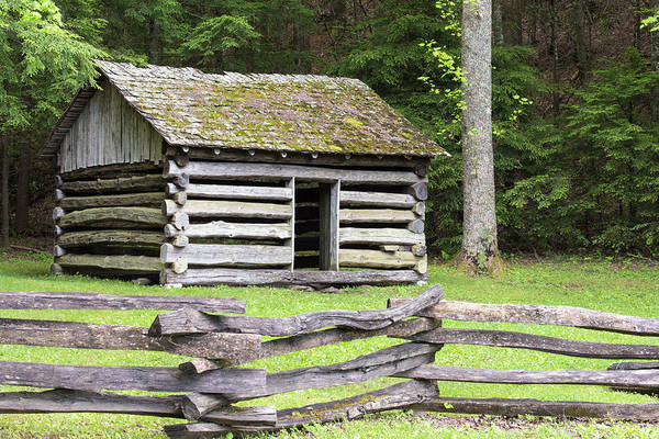 Wall Art - Photograph - Usa, Tennessee Cades Cove, Great Smoky by Trish Drury