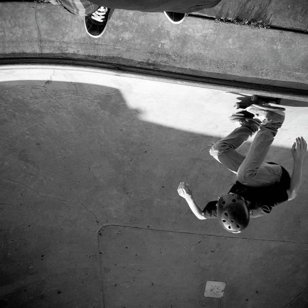 Skateboard Photograph - Usa, Wisconsin, Skateboarders In Skate by Win-initiative