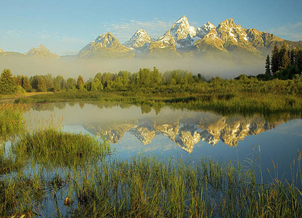 Wall Art - Photograph - Usa, Wyoming, Grand Teton National by Charles Gurche