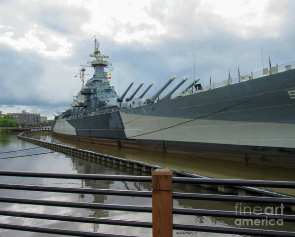 Photograph - Uss Carolina by Roberta Byram