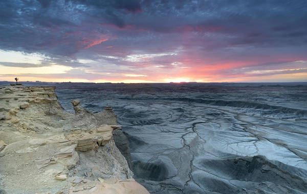 Wall Art - Photograph - Utah Desert Sunrise by Larry Marshall