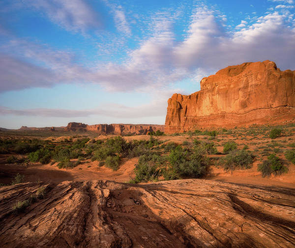 Wall Art - Photograph - Utah Mornings by Darren White