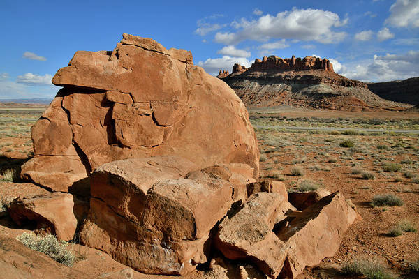 Photograph - Utah's Scenic Byway 313 by Ray Mathis