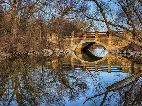 Photograph - Uw Arboretum  by Brad Bellisle