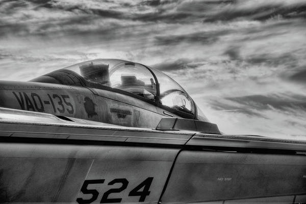 Photograph - V A Q - 135 by JC Findley