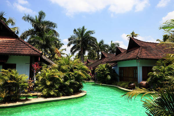 Chalet Photograph - Vacation Villas by Plastic buddha