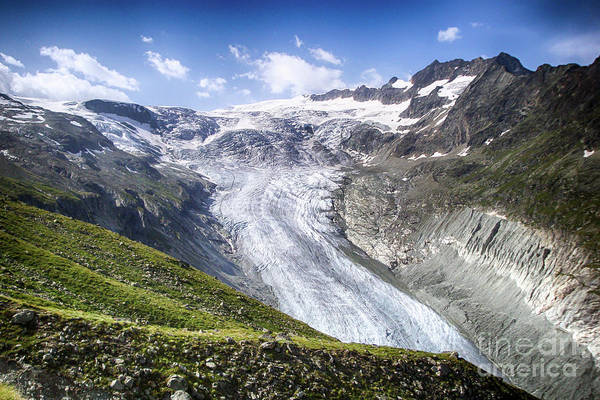 Dent Photograph - Val D'herens by DiFigiano Photography