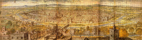 Photograph - Valencia 1563 by Andrew Fare
