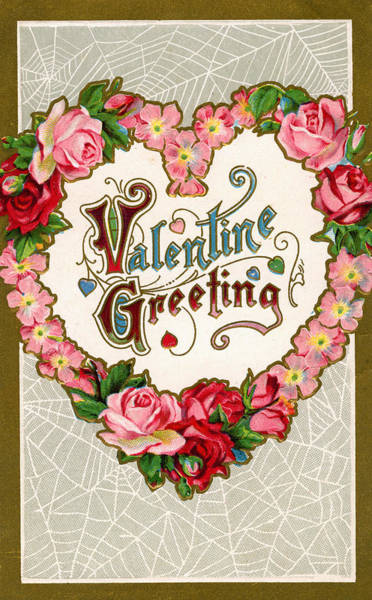 Style Digital Art - Valentine Greeting by Graphicaartis