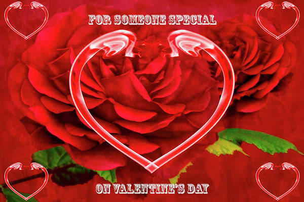 Photograph - Valentine Special by Steve Purnell