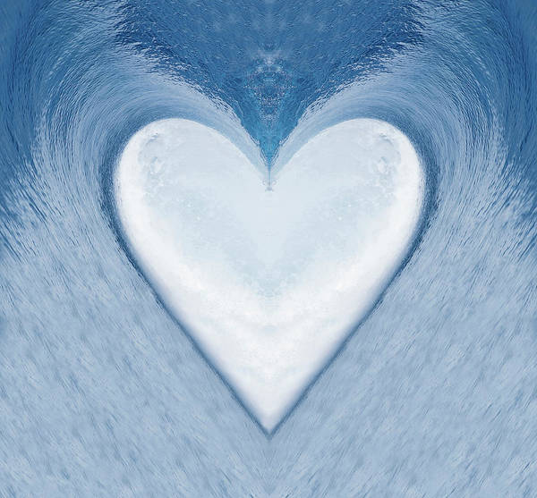 Wall Art - Photograph - Valentine Wave 5 by Sean Davey
