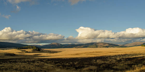 Photograph - Valles Caldera National Preserve II by Jeff Phillippi