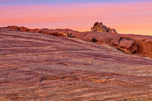 Photograph - Valley Of Fire Sundown by Susan Candelario