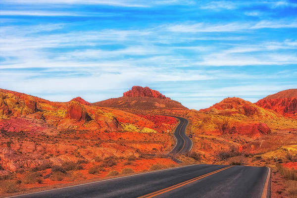 Photograph - Valley Road by Fernando Margolles
