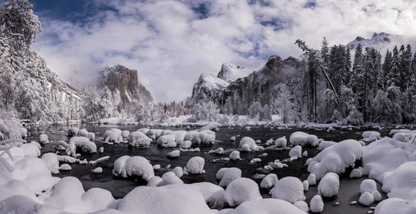 Wall Art - Photograph - Valley View Clearing, Yosemite by Vincent James