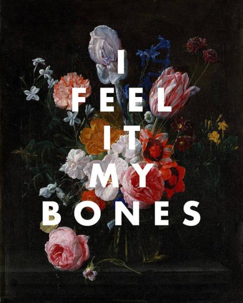 Digital Art - Vampire Weekend Lyrics Prints by Georgia Fowler