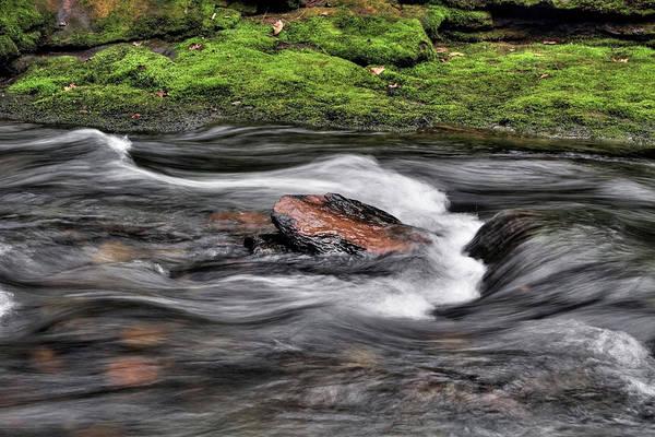Photograph - Van Campens Brook II by Dawn J Benko